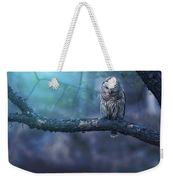 Solitude - Square Weekender Tote Bag