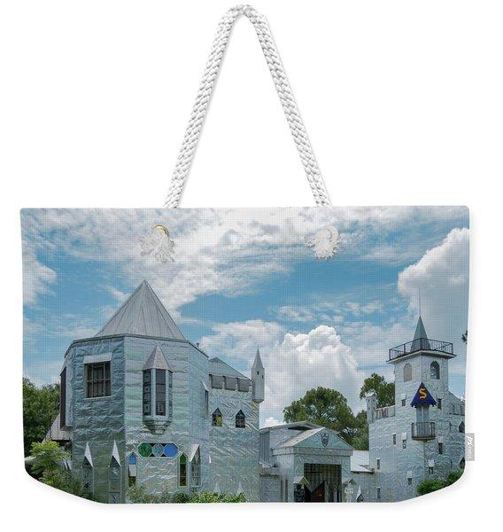 Solomon's Castle Weekender Tote Bag