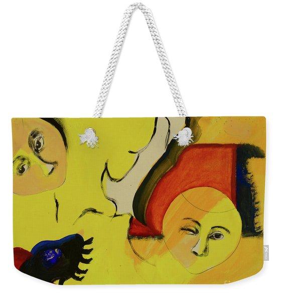 Solstice Weekender Tote Bag