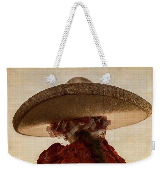 Sombrero Weekender Tote Bag