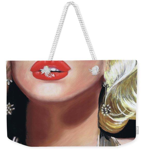 Some Like It Hot Weekender Tote Bag