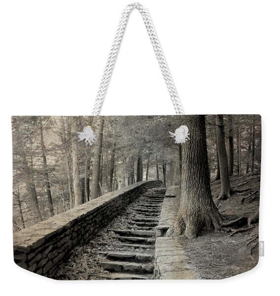 Some Other Now, Some Other When 3 Weekender Tote Bag