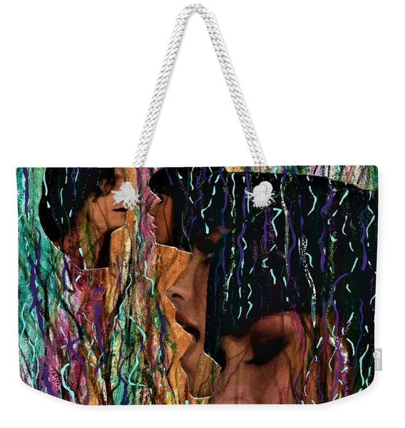 Somebody That I Used To Know  Weekender Tote Bag