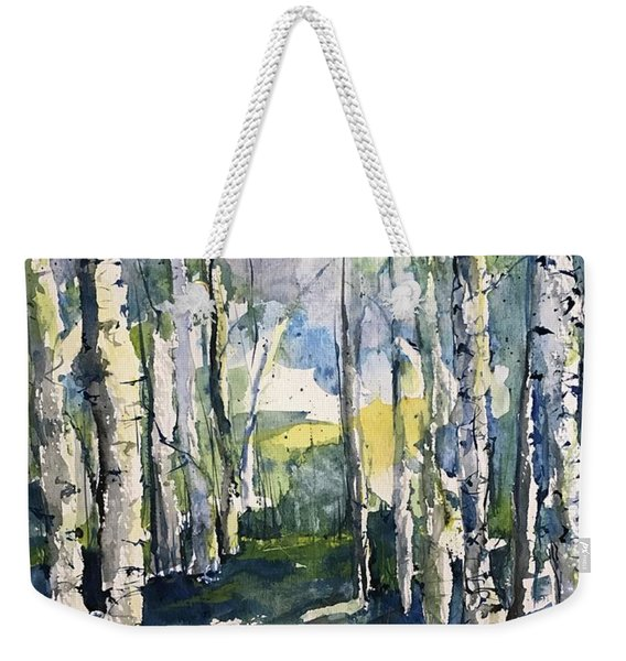 Somebodys Camino Series   Early Morning Riser Weekender Tote Bag