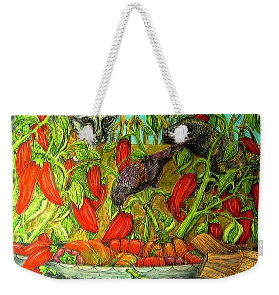 Somebodys Lucky Day Weekender Tote Bag