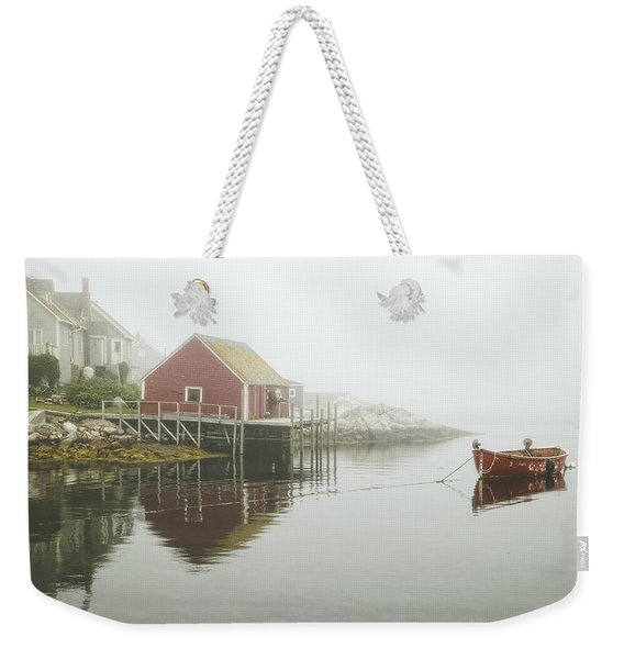 Sometimes We Need To Say Goodbye  Weekender Tote Bag