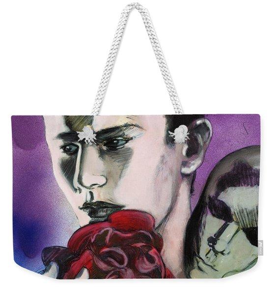 Sometimes Your Eyes Weekender Tote Bag