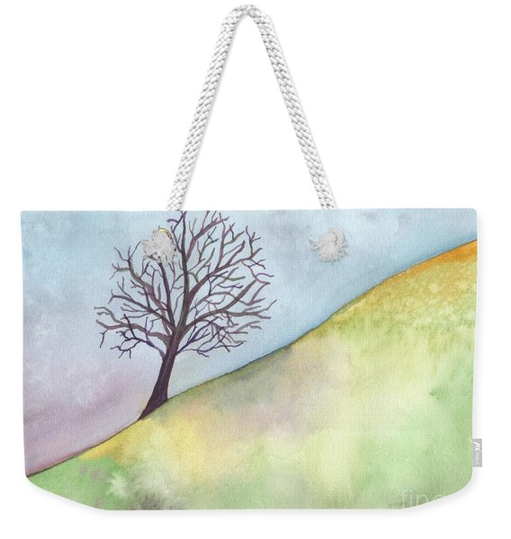 Somewhere In California Weekender Tote Bag