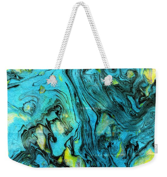 Somewhere New 6- Art By Linda Woods Weekender Tote Bag
