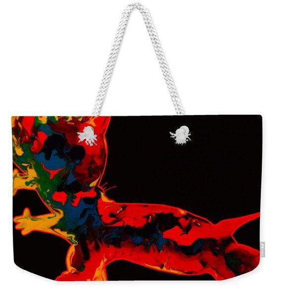 Sonar Weekender Tote Bag
