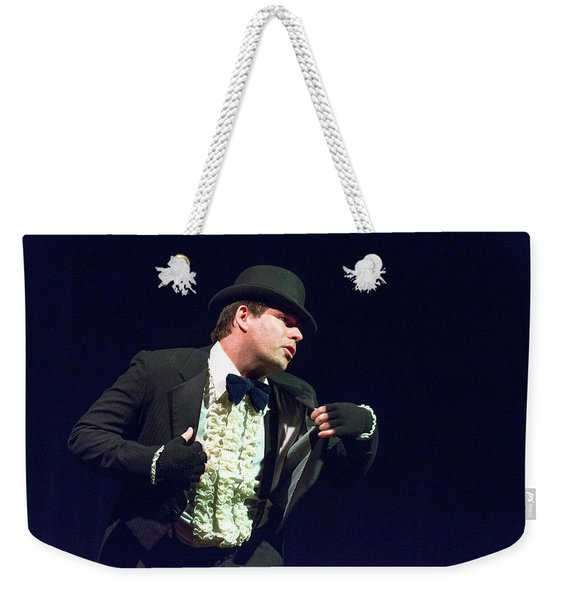 Song And Dance Man Weekender Tote Bag