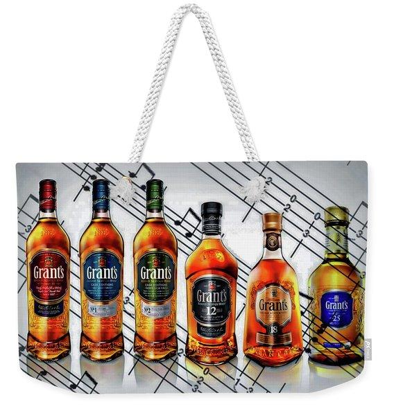 Song Of The Spirits Weekender Tote Bag