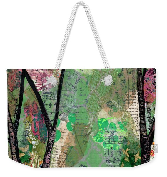 Song Of The Trees I Weekender Tote Bag