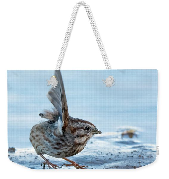 Song Sparrow 3426-112217-1cr Weekender Tote Bag