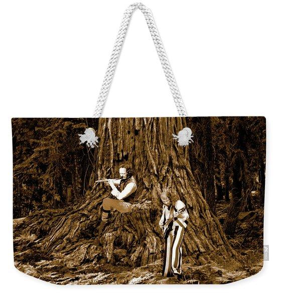 Songs In The Woods 2 Weekender Tote Bag