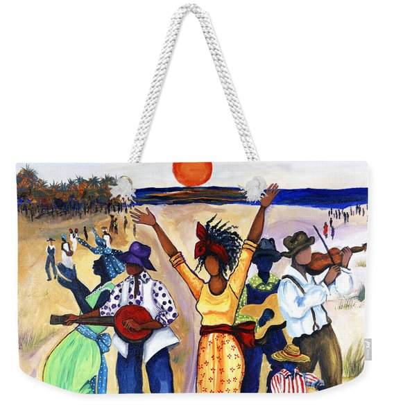 Songs Of Zion Weekender Tote Bag