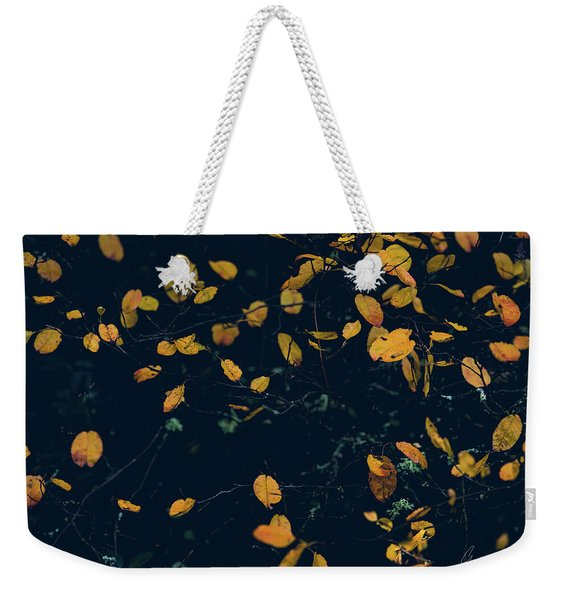 Soon They Fall Weekender Tote Bag