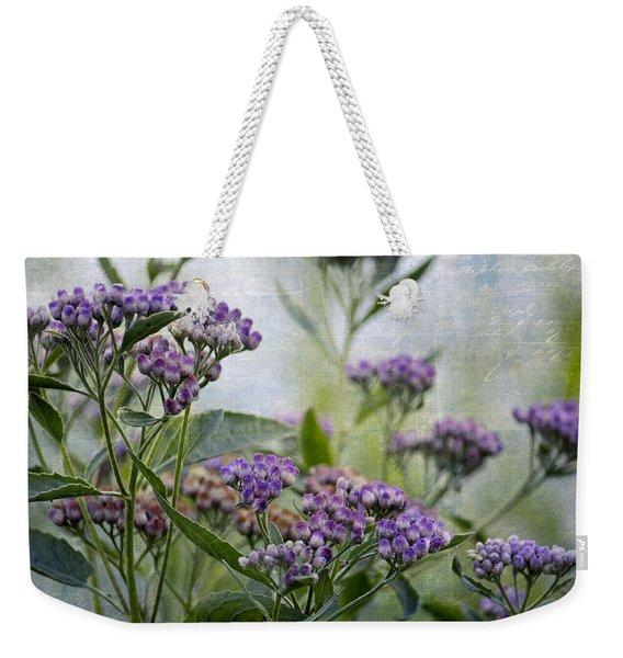 Sophies Garden Weekender Tote Bag