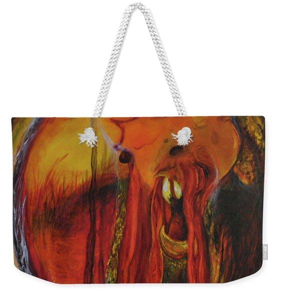 Sorcerer's Gate Weekender Tote Bag