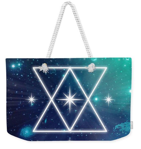 Soul Awakening Weekender Tote Bag