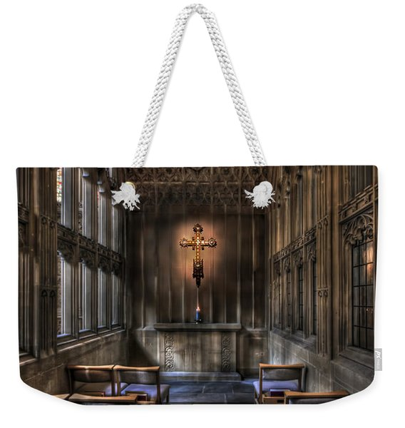 Soul Destination Weekender Tote Bag