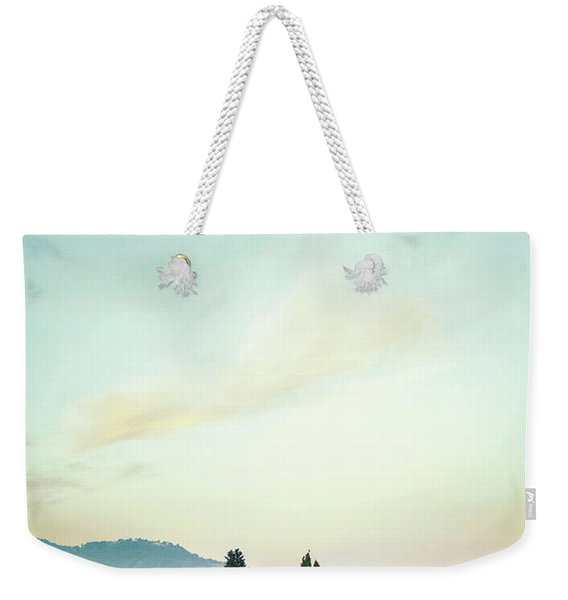 Soul Escape Weekender Tote Bag