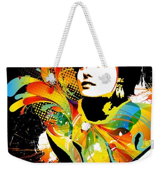 Soul Explosion II Weekender Tote Bag