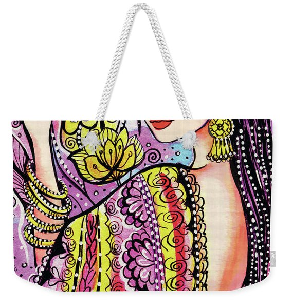 Soul Of India Weekender Tote Bag