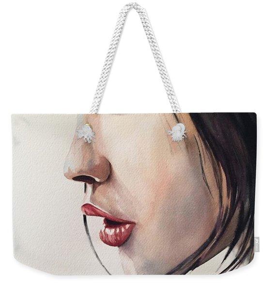 Soul Poetry Weekender Tote Bag