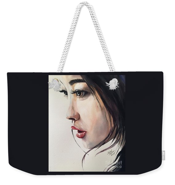 Soul Poetry Weekender Tote Bag
