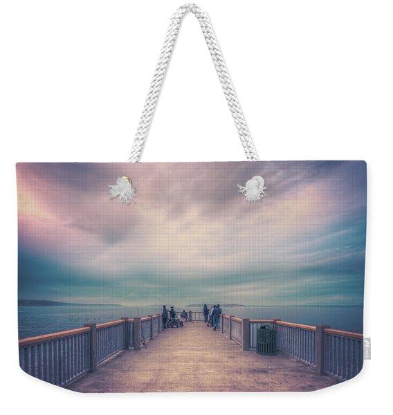 Soul Power Weekender Tote Bag