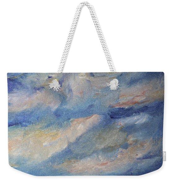 Soul Searching Weekender Tote Bag