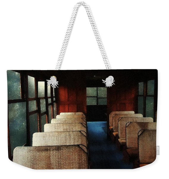 Soul Train Weekender Tote Bag
