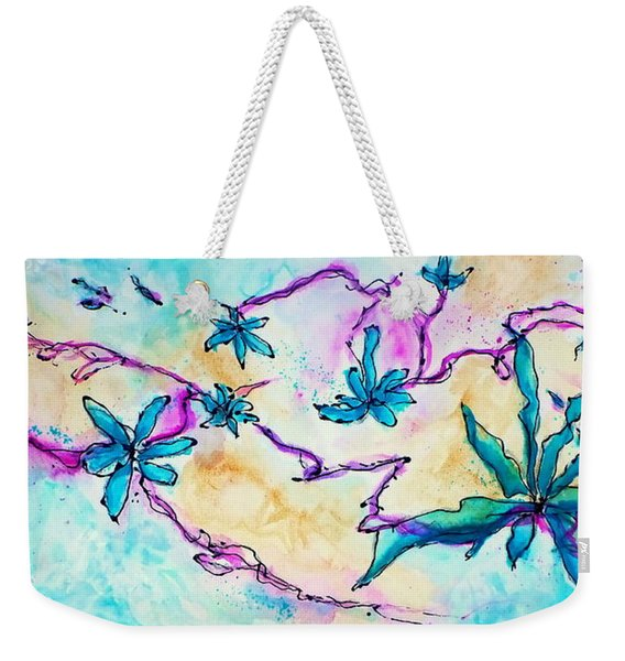 Soul Vacation Weekender Tote Bag