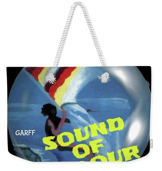 Sound Of Colour Weekender Tote Bag