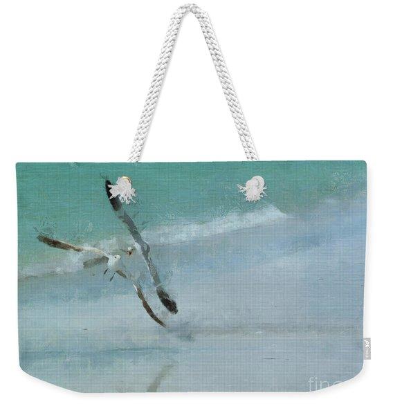 Sound Of Seagulls Weekender Tote Bag