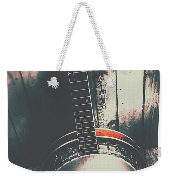 Sound Of The West Weekender Tote Bag