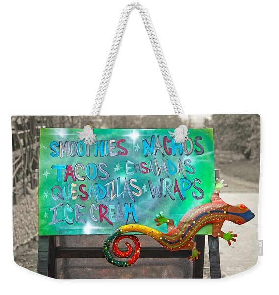 Sounds Great To Me Weekender Tote Bag