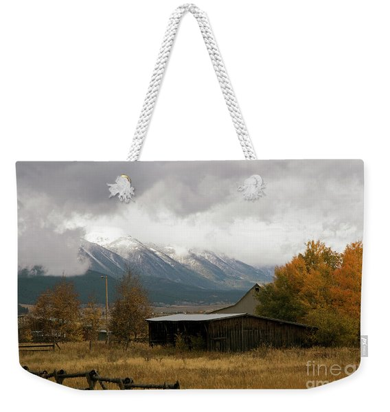 South Idaho Rt 20 Weekender Tote Bag