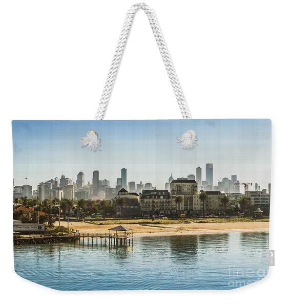 South Melbourne Weekender Tote Bag