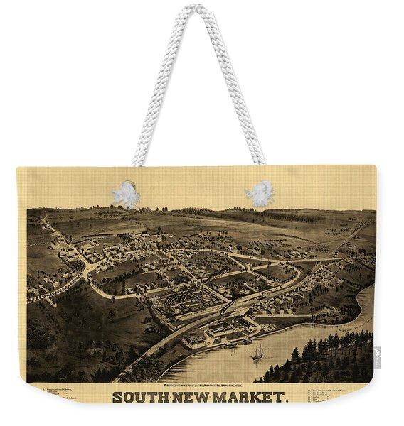 South-new-market, Rockingham County, N.h. Weekender Tote Bag