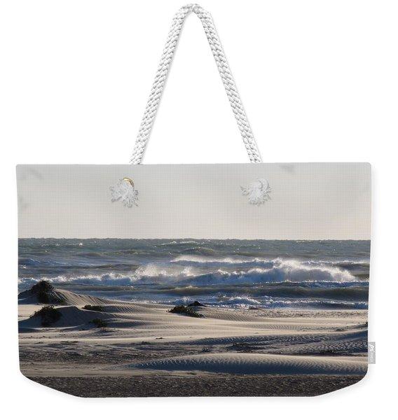 South Padre Island Surf Weekender Tote Bag