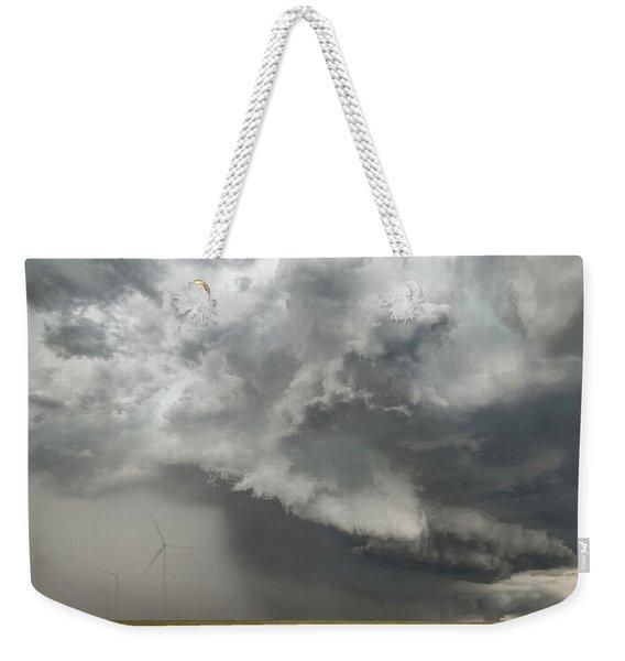 South Plains Hail Core Weekender Tote Bag