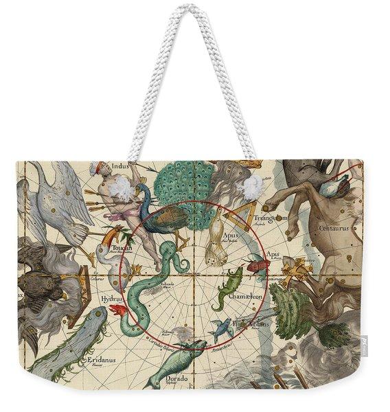 South Pole Weekender Tote Bag