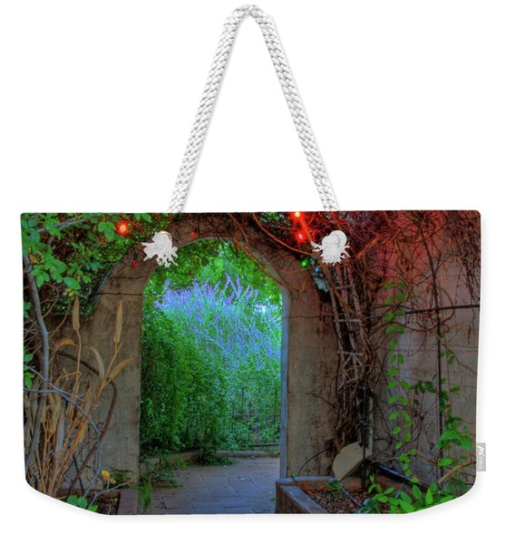 Southeast Arizona Garden Weekender Tote Bag