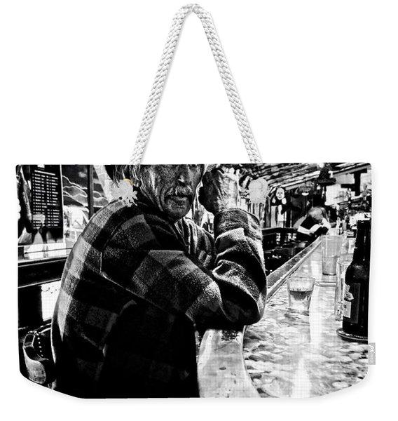Southern Dude Weekender Tote Bag