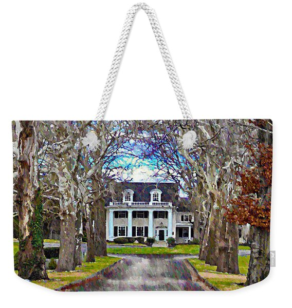 Southern Gothic Weekender Tote Bag