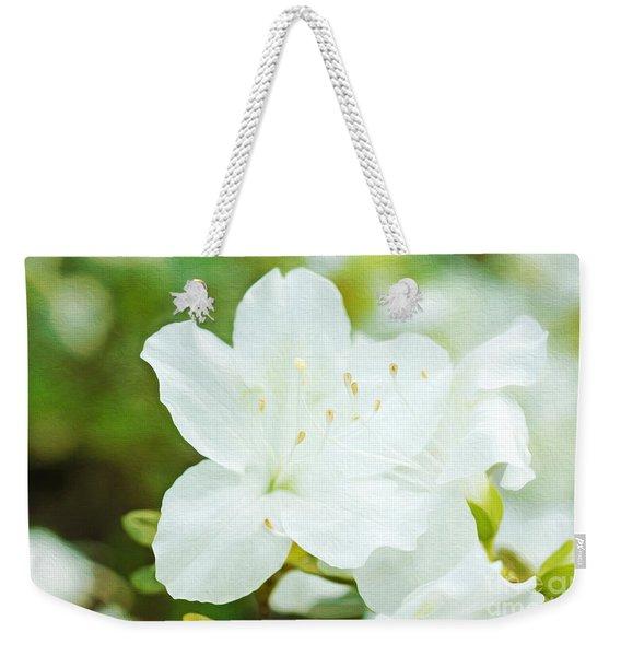 Azalea Glory Weekender Tote Bag