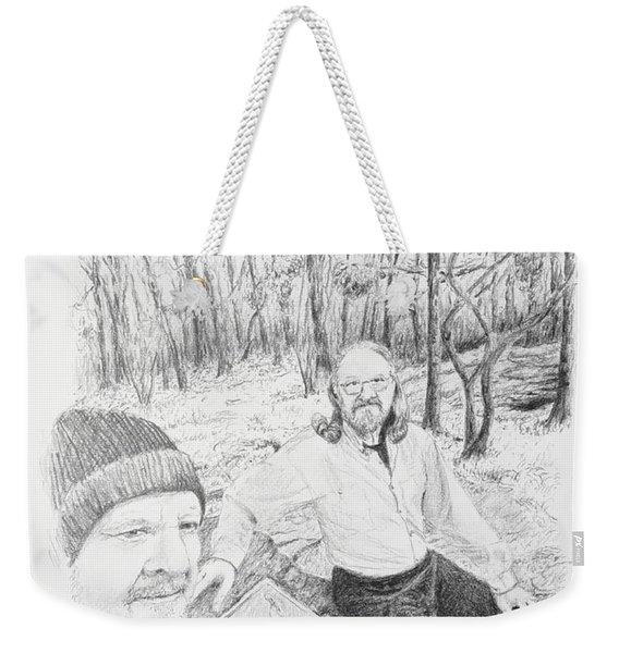 Southern Terminus  Weekender Tote Bag
