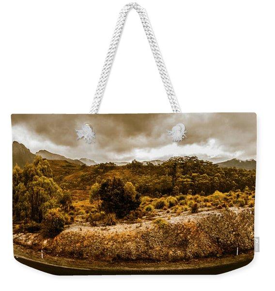 Southwest National Park Tasmania Weekender Tote Bag